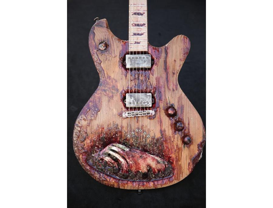 McSwain Guitars Zombie