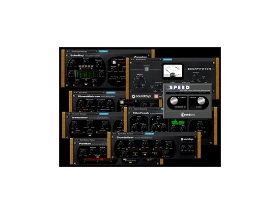 Sound Toys Native Effects