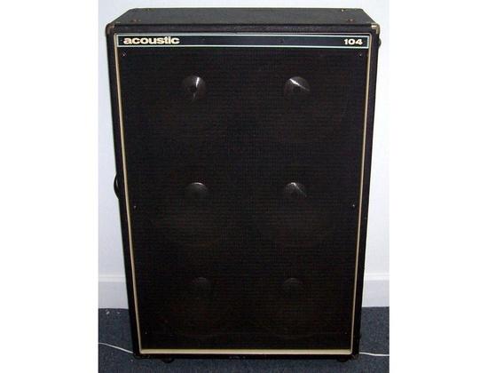 Acoustic 104 6x10 Cabinet