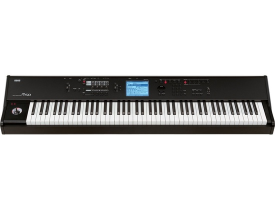Korg M50 88-Key Music Workstation