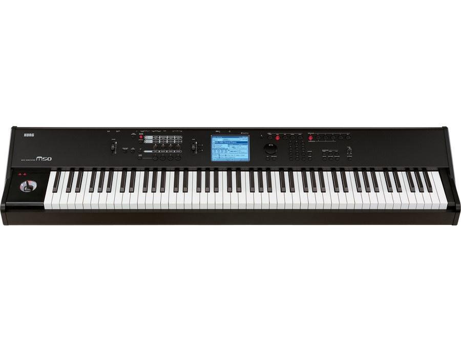 Korg M50 88-Key Music Workstation