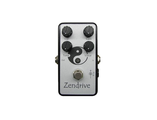 Hermida Audio Technology Zendrive Boost Pedal