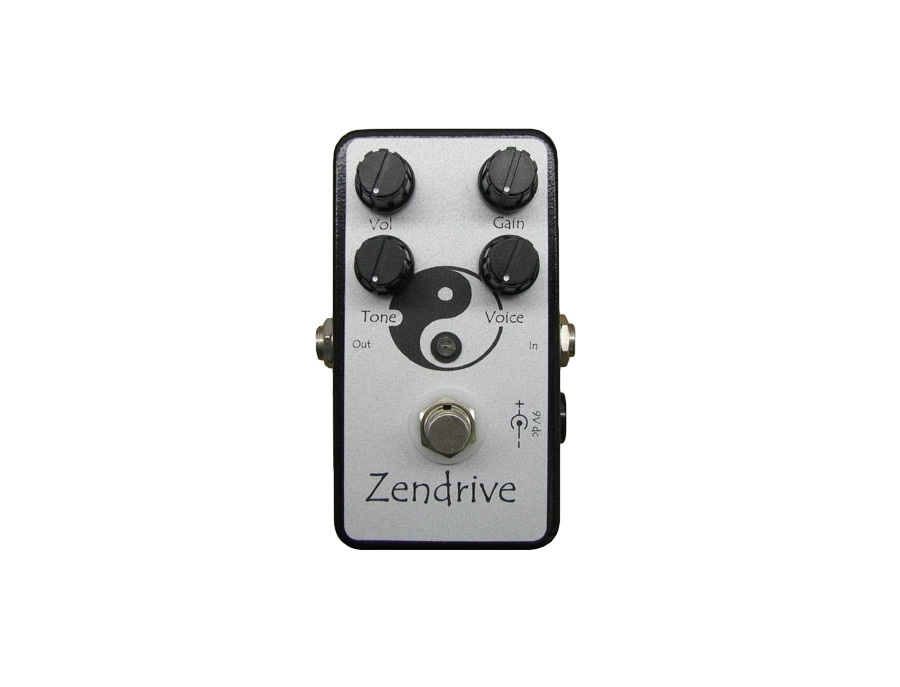 Hermida audio technology zendrive boost pedal xl