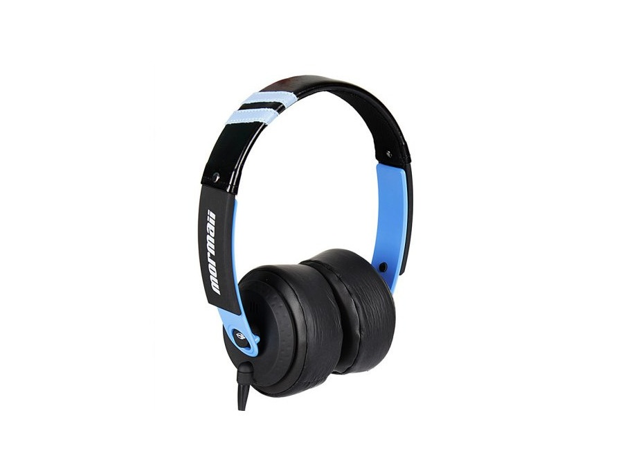 Headphone Mormaii Bombastic-GII azul Super Bass