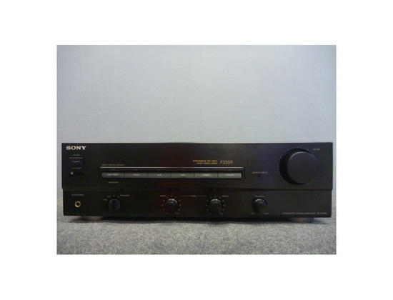 Sony F335R Amplifier