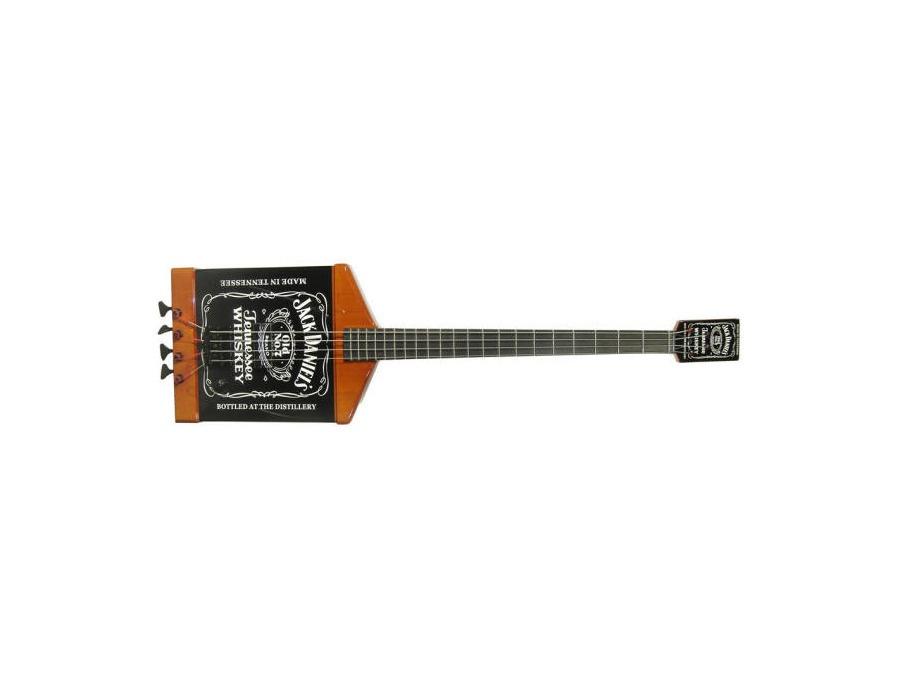 Jack Daniel's Bass Guitar