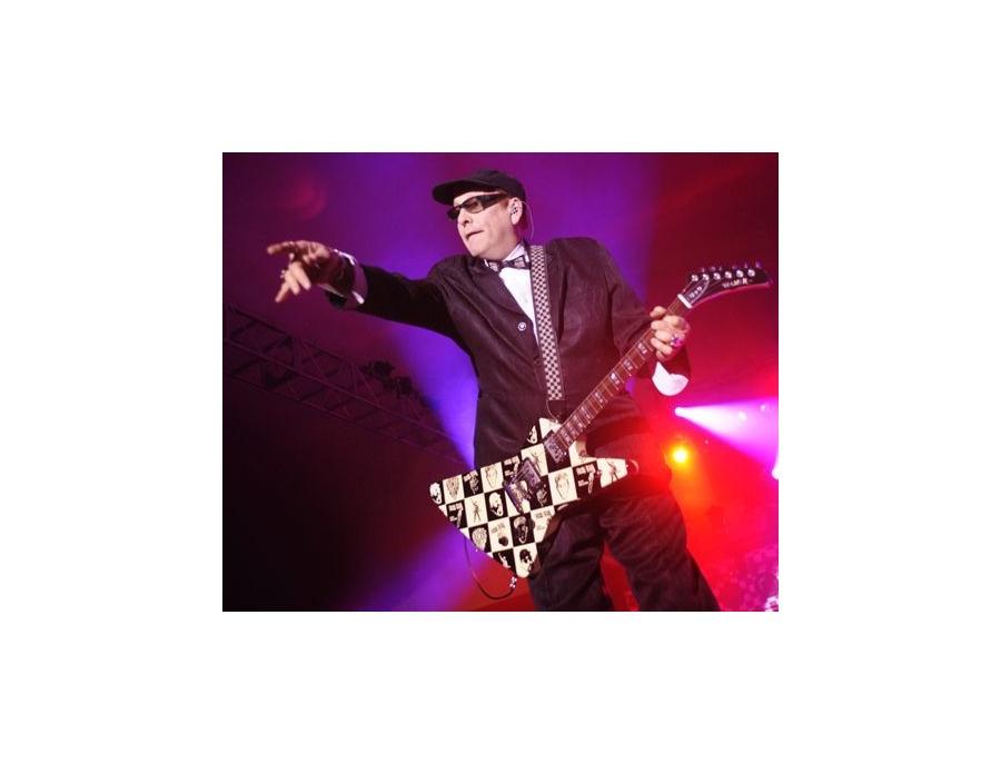 "Hamer Standard ""Pick"" Guitar"