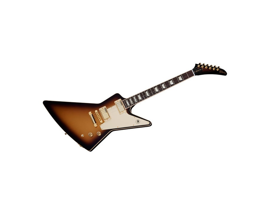 Gibson Signature Bill Kelliher Golden Axe Explorer Electric Guitar