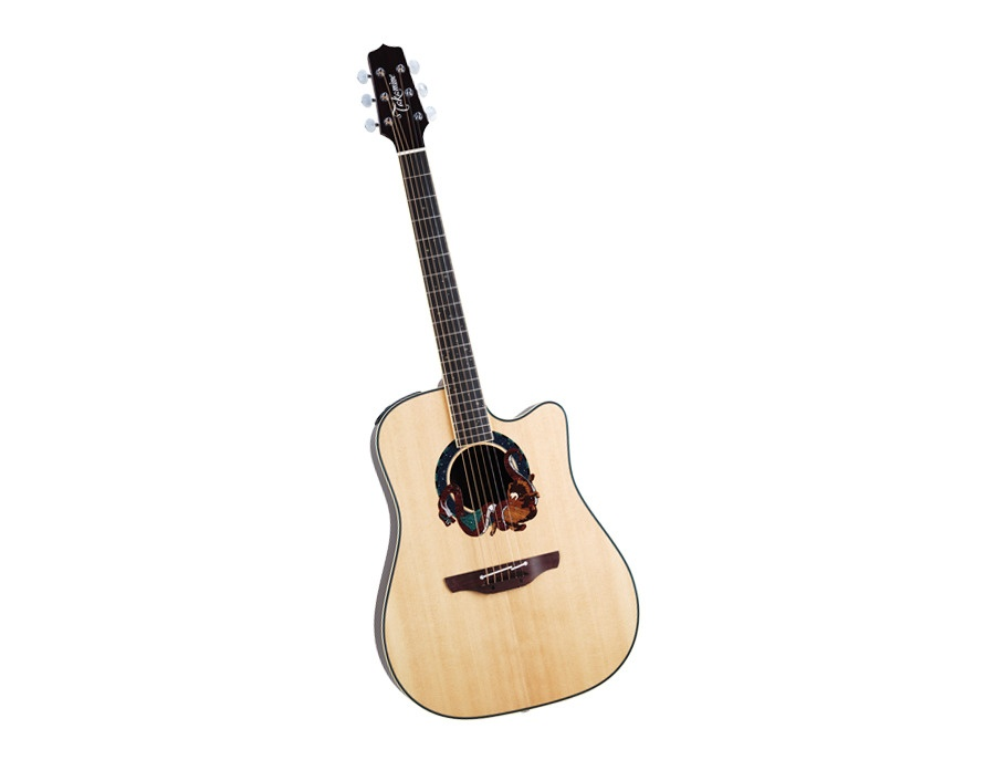 Takamine 2004 Limited Edition LTD2004 Acoustic-Electric Guitar