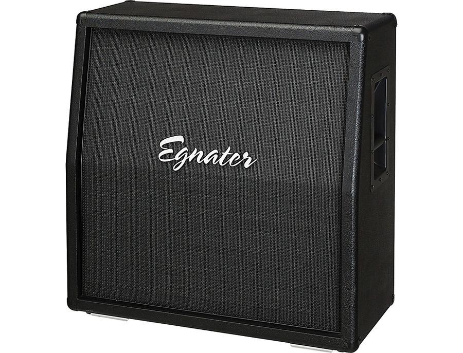 Egnater VN-412 4x12 Guitar Speaker Cabinet Slant