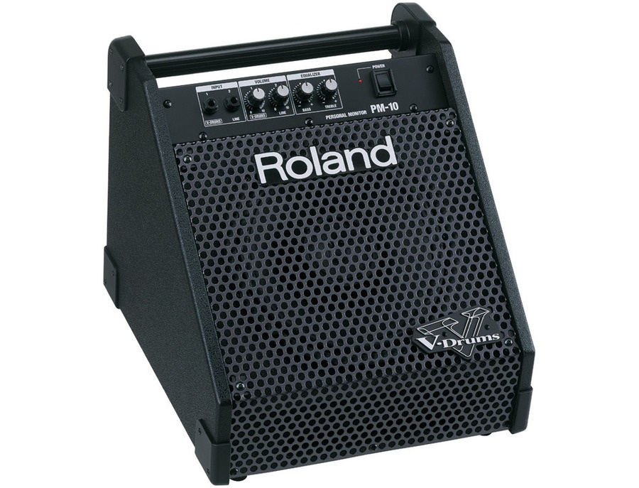 Roland pm 10 personal drum monitor amplifier xl