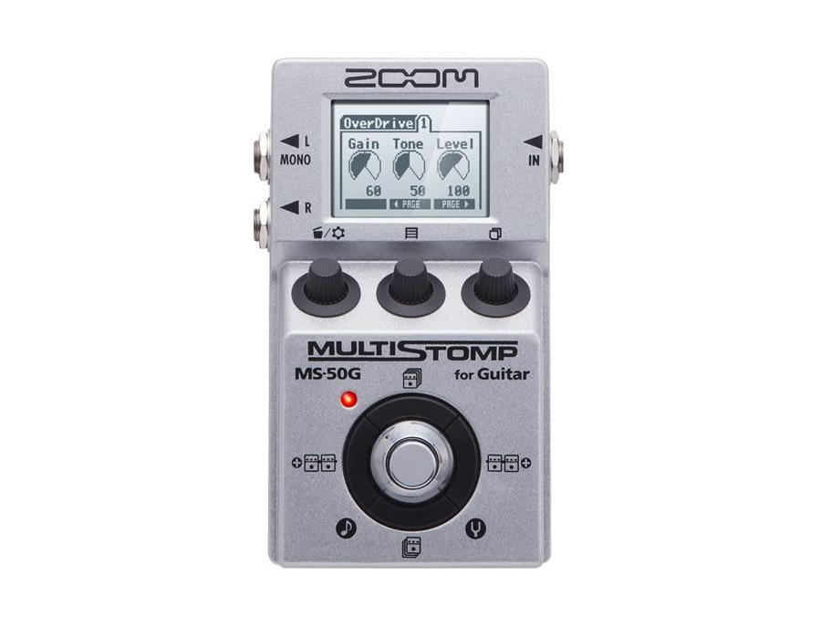 Zoom MS-50G Multistomp