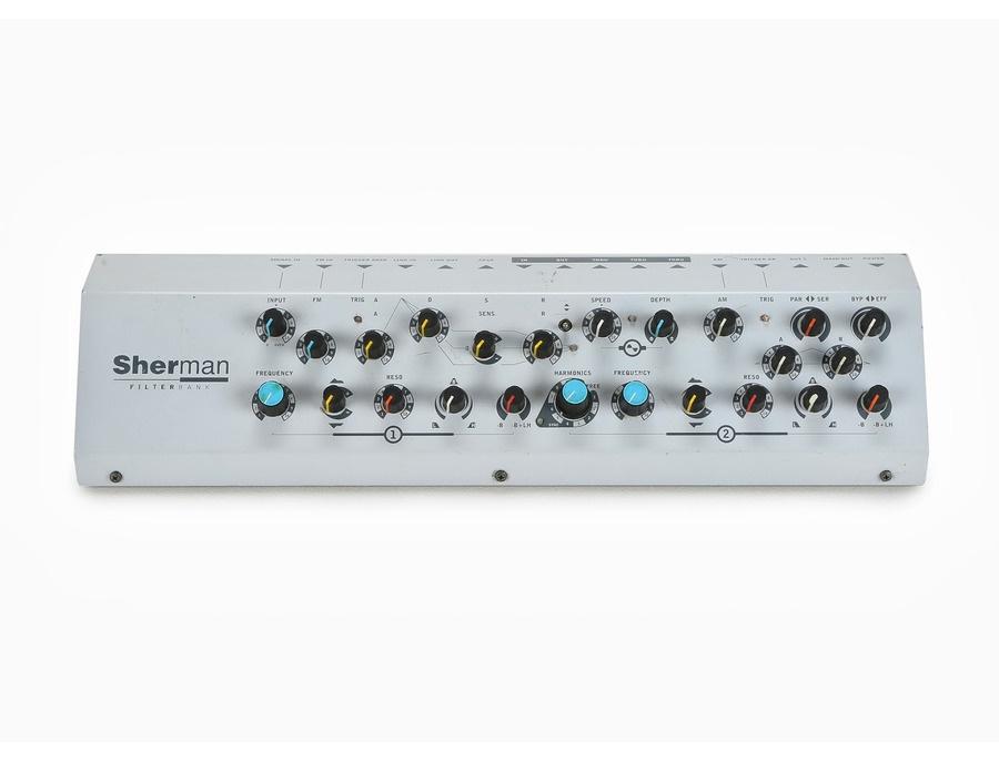 Sherman Filterbank