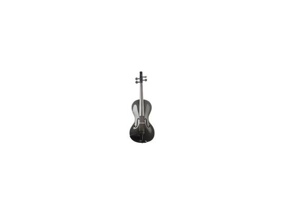 Luis & Clark Black Carbon Fiber Violin