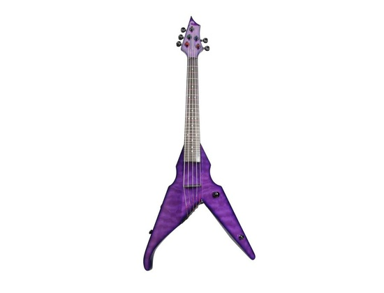 Wood Viper Violin