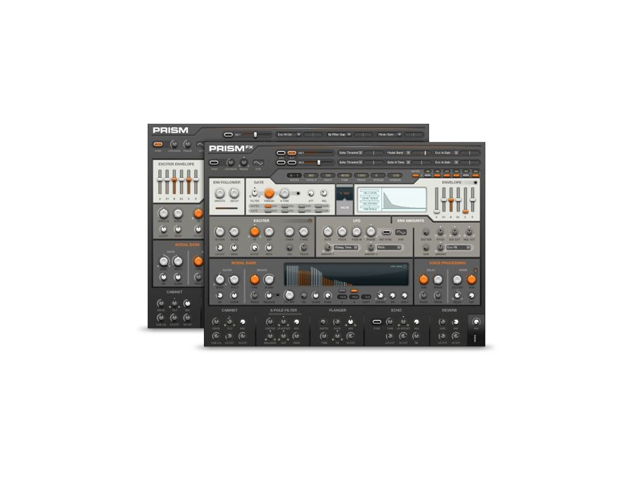 NI REAKTOR PRISM SYNTH