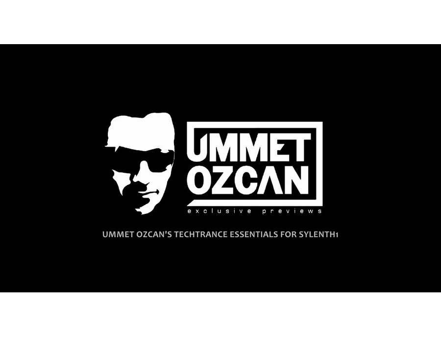Ummet Ozcan TechTrance Essentials for Sylenth1 Soundset