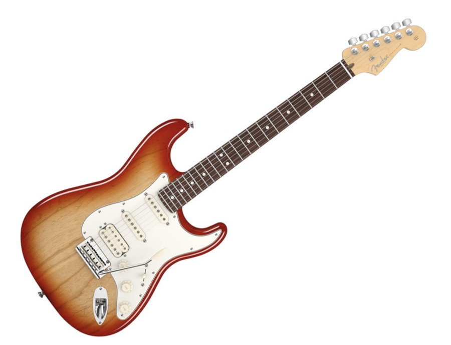 Fender American Standard Stratocaster HSS Electric Guitar
