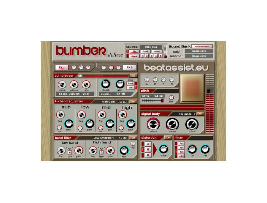 beatassist.eu BumBer Deluxe