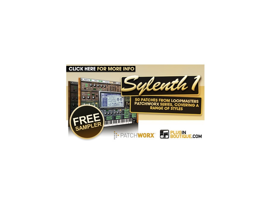 Plugin Boutique Sylenth Synth Sampler