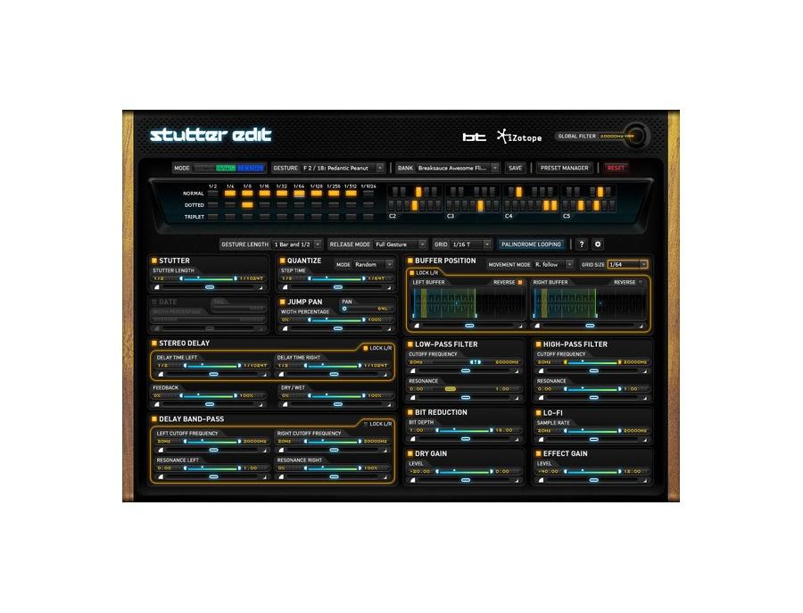 iZotope iZotope Stutter Edit Expansion 2