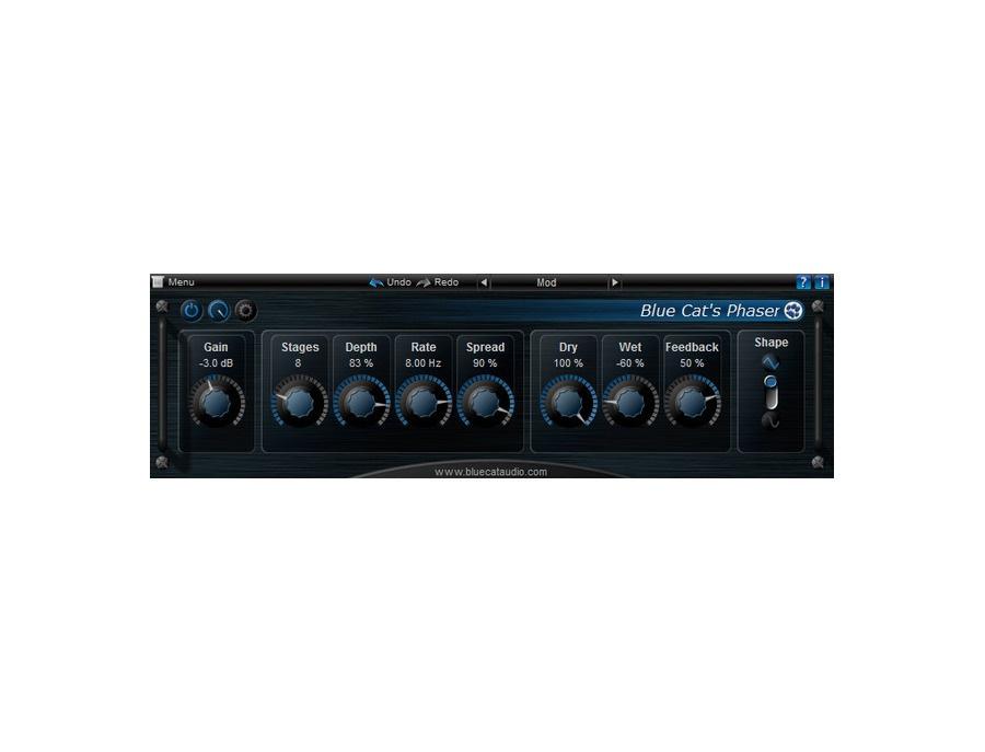 Blue cat audio blue cat s phaser xl