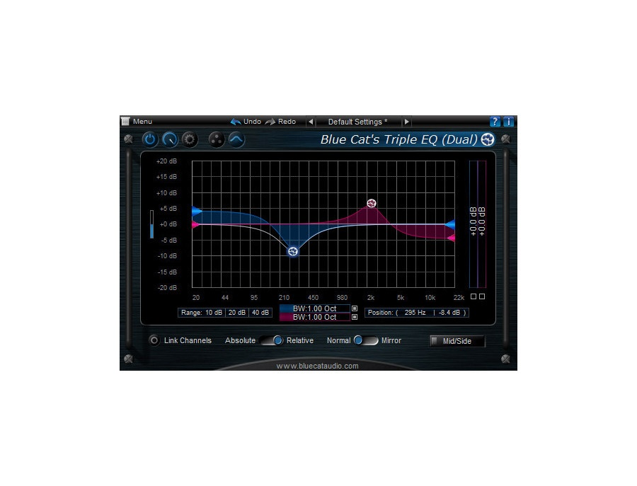 Blue Cat Audio Blue Cat's Triple EQ