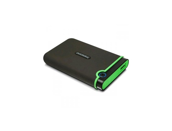 Transcend 1TB shockproof HDD