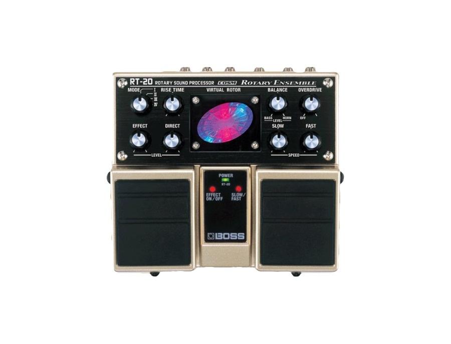Boss RT-20 Rotary Speaker Sound Processor