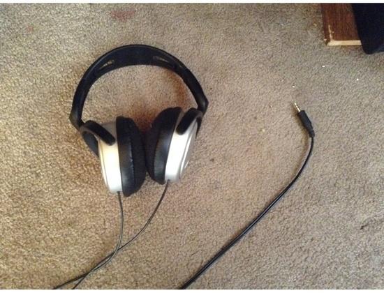 Phillips SHP2500 Headphones