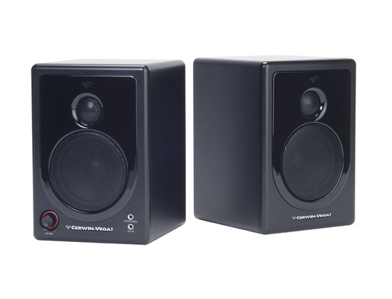 Cerwin Vega XD3 Powered Desktop Speakers