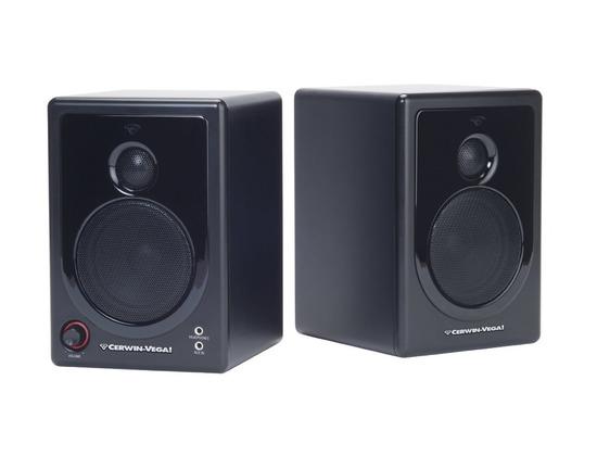 Cerwin Vega XD3 Powered Desktop Speakers