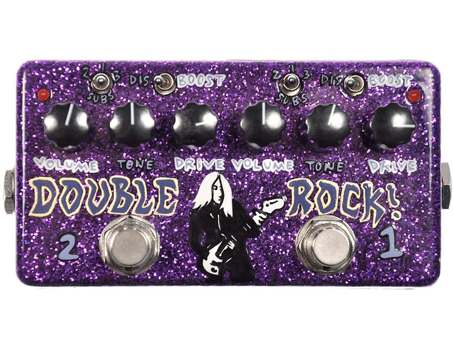 ZVex Double Rock