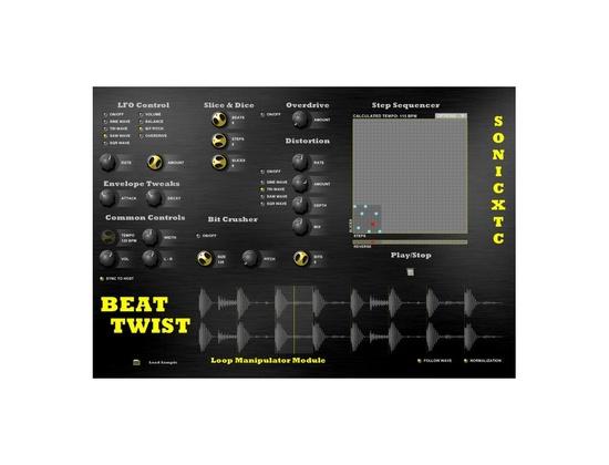 SonicXTC Beat Twist