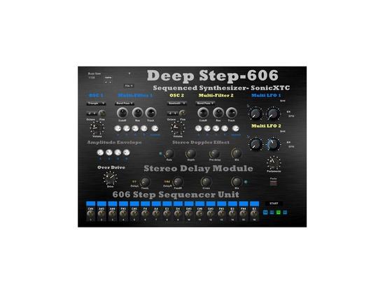 SonicXTC Deep Step-606