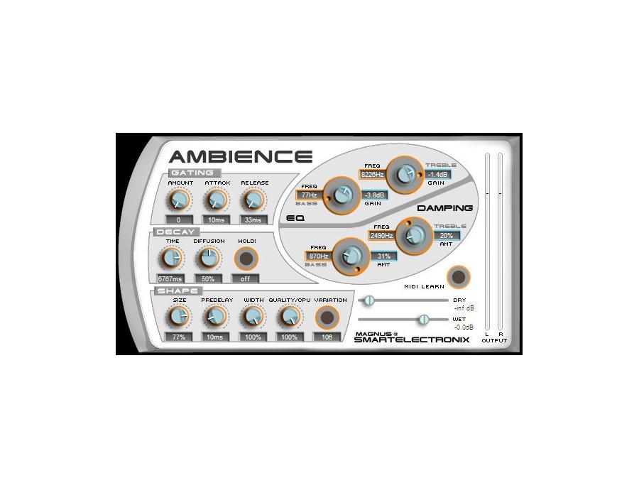 Smartelectronix Ambience