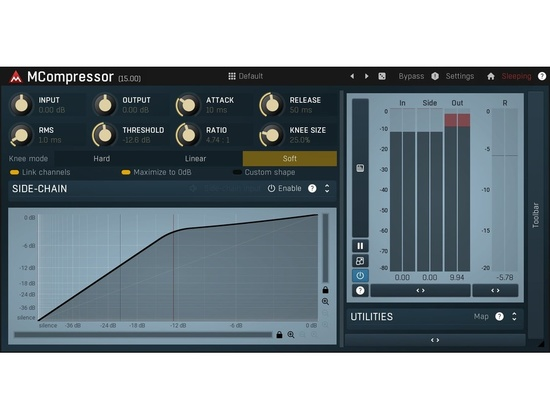MeldaProduction MCompressor