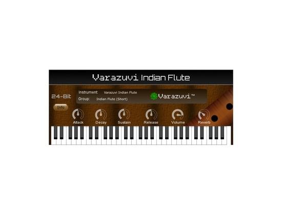 Varazuvi Varazuvi Indian Flute