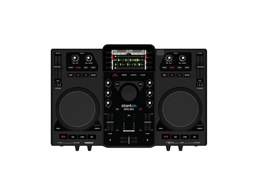 Stanton scs 4dj dj controller and media player xl