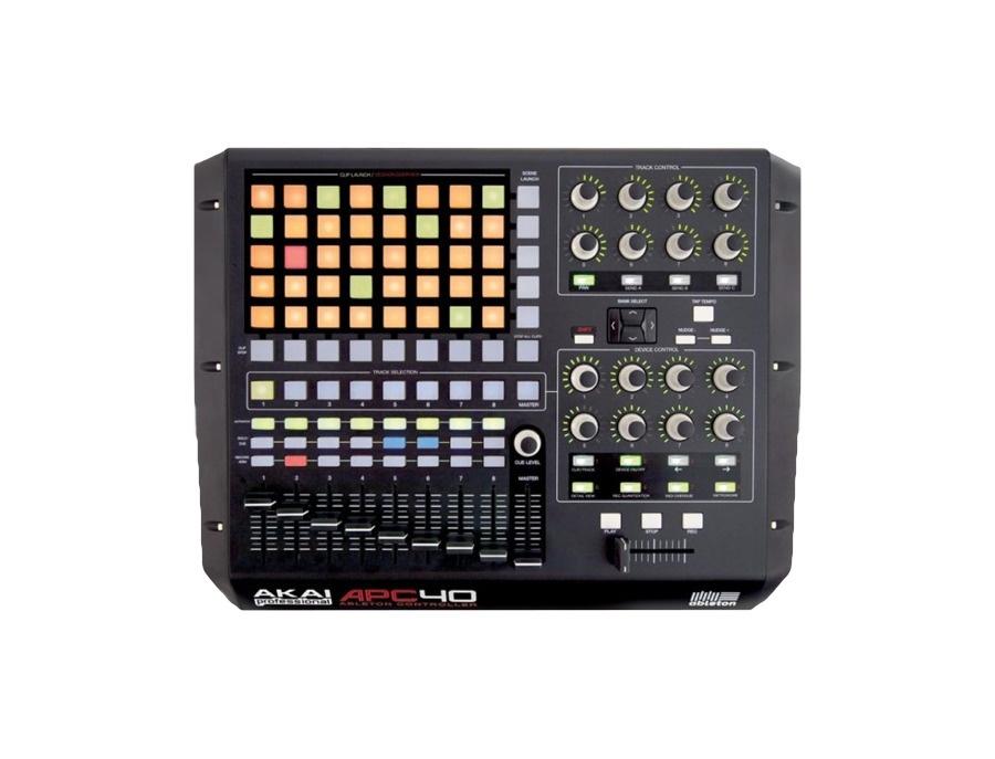 Akai professional apc40 ableton performance controller xl