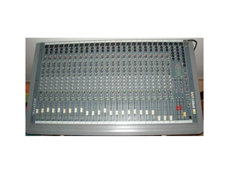 Soundcraft Spirit Live 24