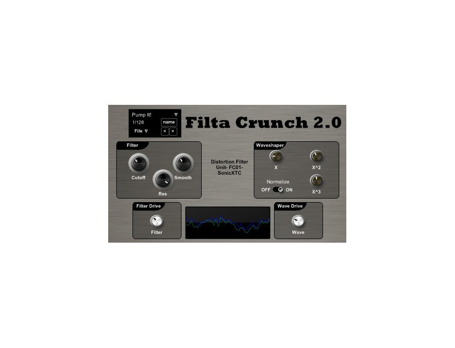 SonicXTC Filta Crunch