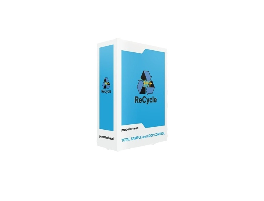 Propellerhead ReCycle 2.2 Loop Editing Software