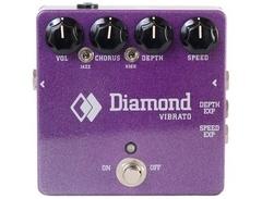 Diamond vibrato pedal s