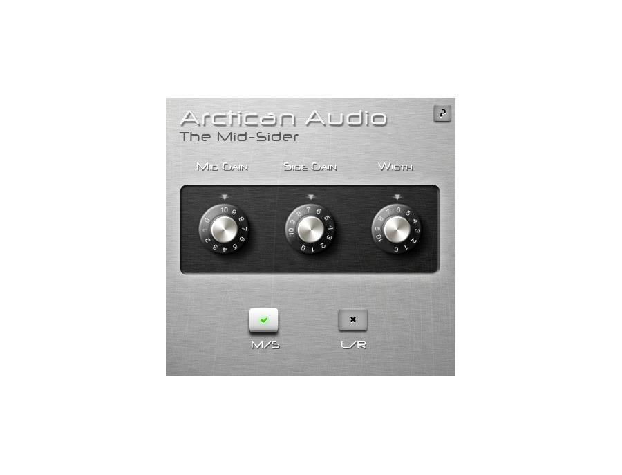 Arctican Audio The Mid-Sider
