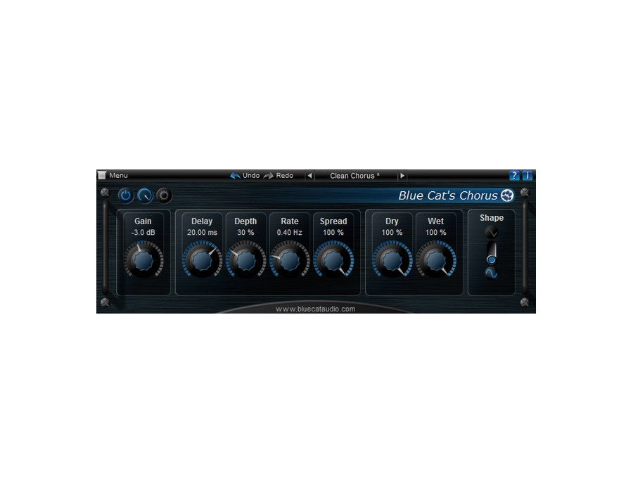 Blue Cat Audio Blue Cat's Chorus