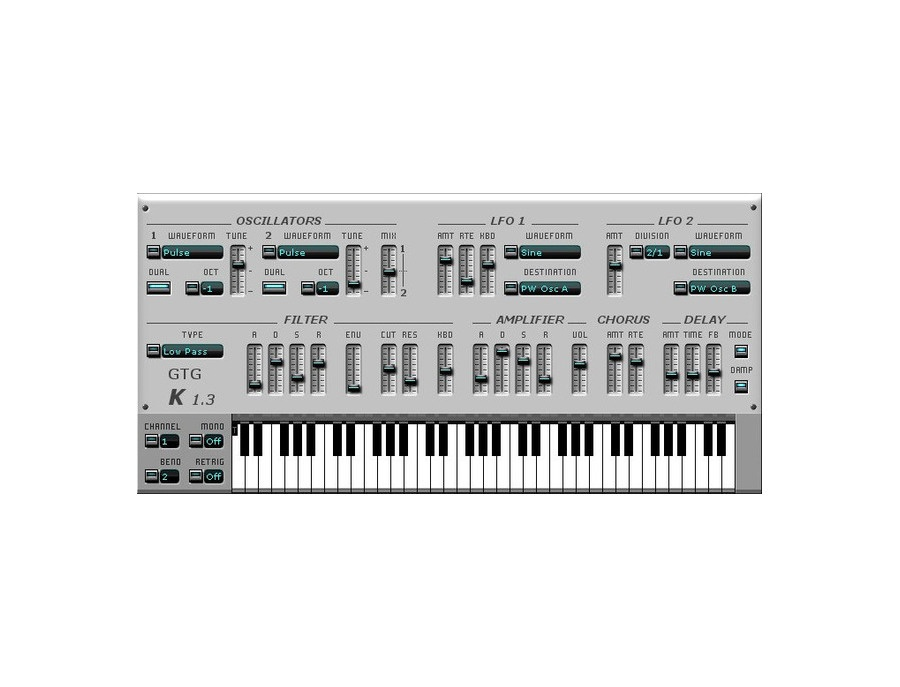 GTG Synths GTG K1.3