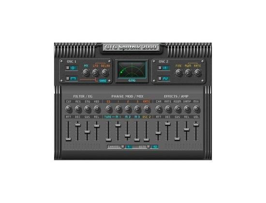 GTG Synths GTG Sputnik 2000