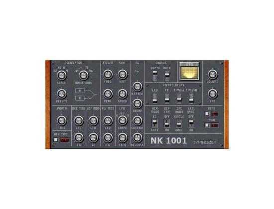 GTG Synths GTG NK 1001