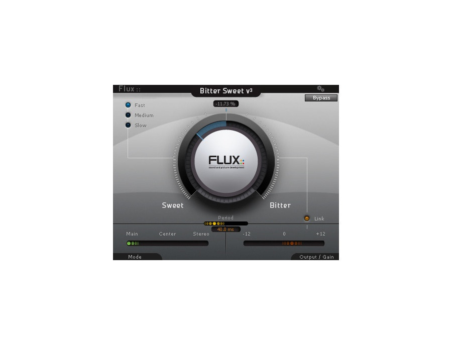 Flux Bittersweet v3 (Free VST Plugin)   Equipboard®